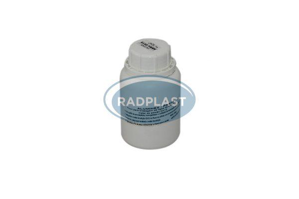 Aluminex paste para radiador de carro