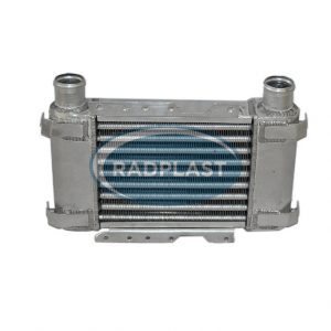Intercooler para radiador de carro