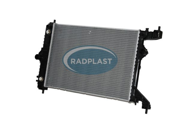 Radiador de carro GM Chevrolet modelo Cobalt, Spin, Onix 1.8 Brasado