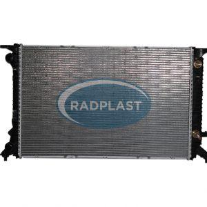 Radiador de carro modelos Audi A4 / A5 / Q5
