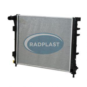 Radiador de carro Fiat modelos 500 1.4 8 / 16V