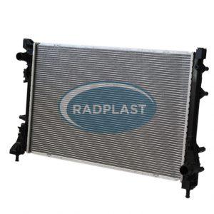 Radiador de carro modelo Fiat 500 1.4 8/16V