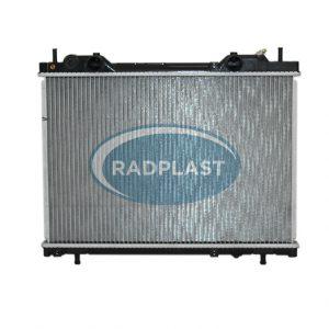 Radiador de carro Fiat modelo Marea 1.8 / 2.0 Mec. c/ Ar
