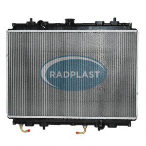 Radiador de carro Mitsubishi modelo L200 HPE 2.5