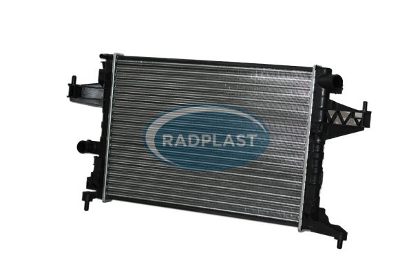 Radiador de carro GM Chevrolet modelo Agile 1.4 AC Mec.
