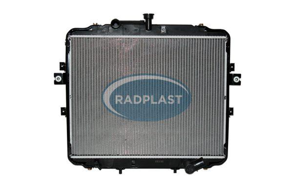 Radiador de carro Hyundai modelo HR 2.5 Diesel