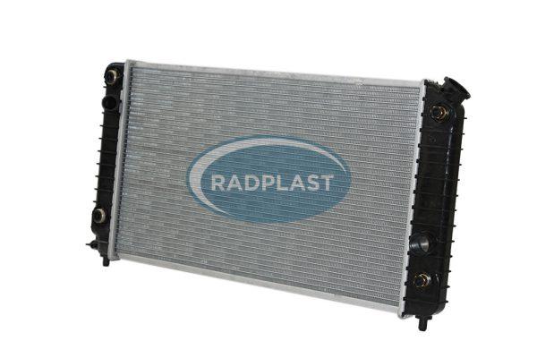Radiador de carro GM Chevrolet modelo S10 4.3 V6 c/ Ar