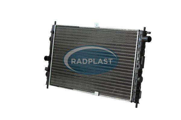 Radiador de carro GM Chevrolet modelo Kadett