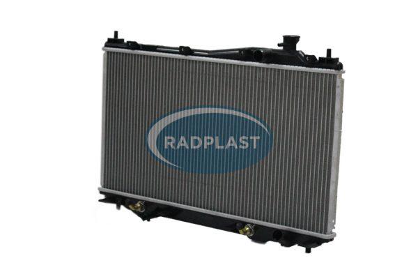 Radiador de carro Honda modelos Civic 1.7 16V c/ Ar Aut / Mec