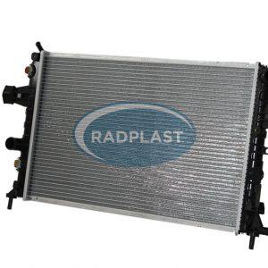 Radiador de carro GM Chevrolet modelos Astra, Vectra e Zafira 1.8 / 2.0