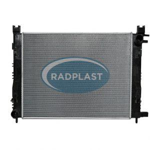 Radiador de carro Renault modelo Duster 1.6 Flex