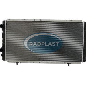 Radiador de carro Fiat modelos Ducato / Jumper
