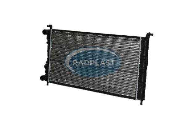 Radiador de carro Fiat modelo Tempra 2.0 8 / 16V