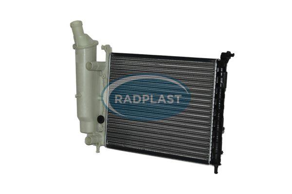 Radiador de carro Fiat modelos Palio, Siena, Strada 1.0
