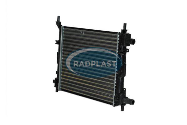 Radiador de carro Ford modelo Ka 1.0 / 1.3 Endura s/ Ar