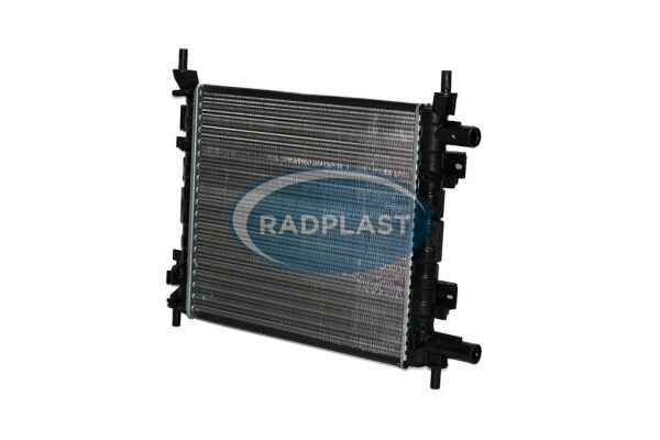 Radiador de carro Ford modelo Ka 1.0 / 1.6 Rocam