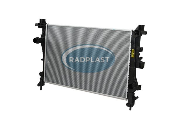 Radiador de carro Fiat modelos Toro, Jeep Renegade 1.8 16V