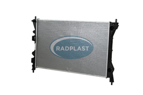 Radiador de carro Fiat modelos Linea 1.9 16V c/ Ar