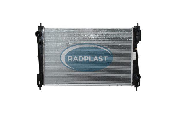 Radiador de carro Fiat modelos Linea / Punto 1.6 16V / 1.8 16V