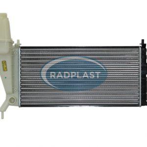 Radiador de carro GM Chevrolet modelo Celta 1.0 c/ Ar