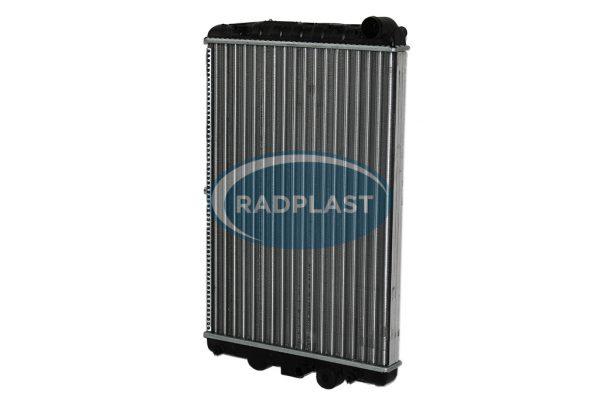 Radiador de carro Volkswagen modelos Gol, Parati, Saveiro 1.0 / 1.6