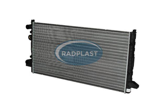 Radiador de carro Volkswagen modelo Passat VR6