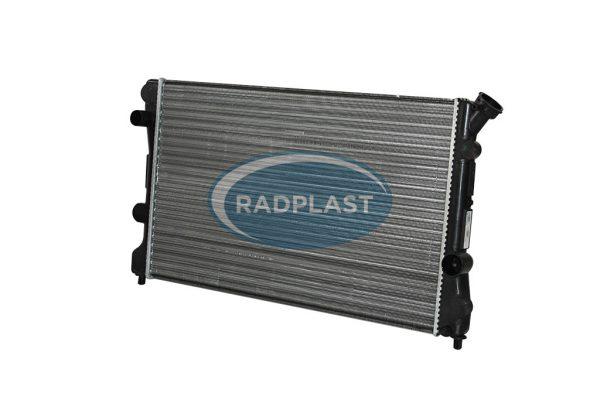 Radiador de carro GM Chevrolet modelos S10, Blazer 2.0 / 2.2
