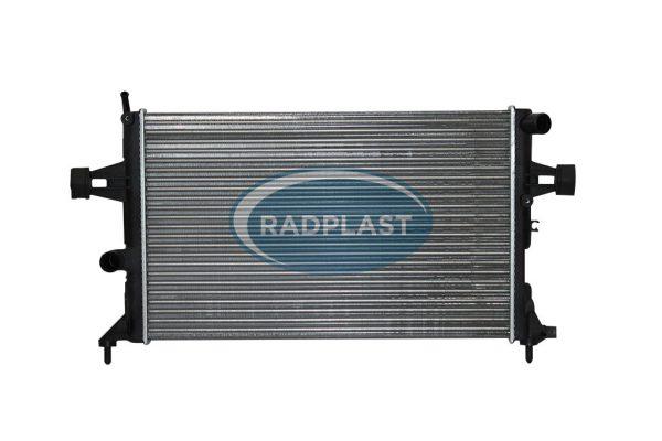 Radiador de carro GM Chevrolet modelos Astra, Zafira s/ Ar