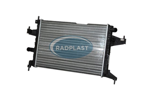 Radiador de carro GM Chevrolet modelo Corsa 1.0 AC