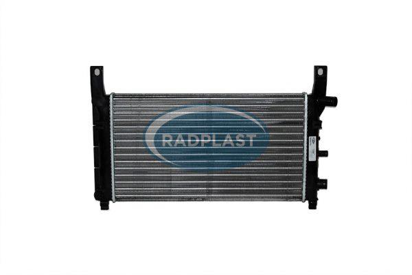 Radiador de carro Ford modelos Fiesta, Courrier 1.0