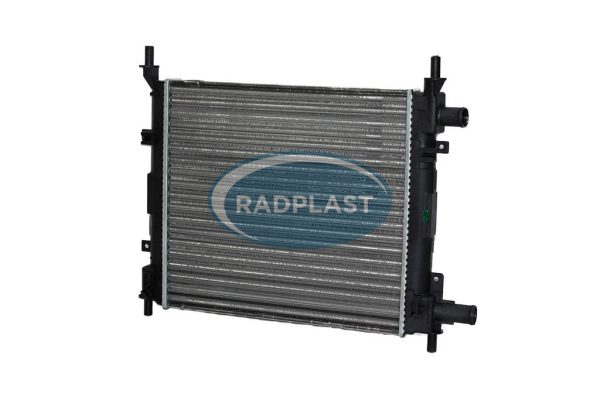 Radiador de carro Ford modelos Ka 1.0 / 1.3, Endura c/ Ar Mec.