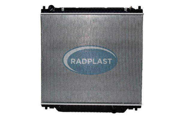 Radiador de carro Ford modelos F250, F350, F4000 MWM / Cumins Mec.