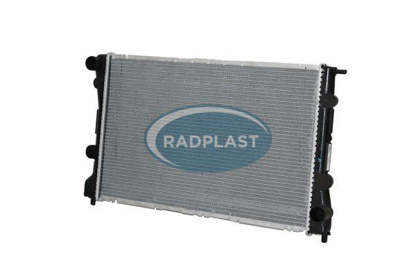 Radiador de carro GM Chevrolet modelo S10 Diesel 2.8 AC