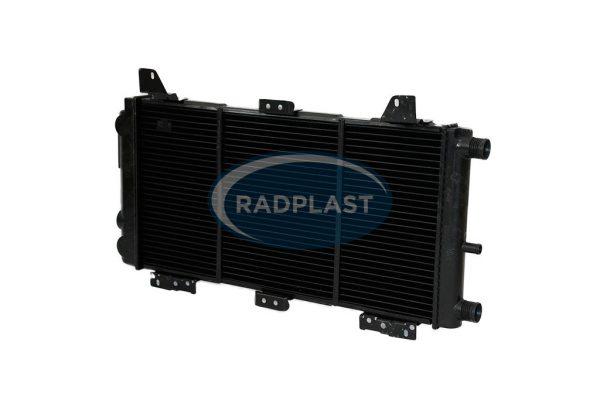 Radiador de carro Ford modelo Escort 1.6