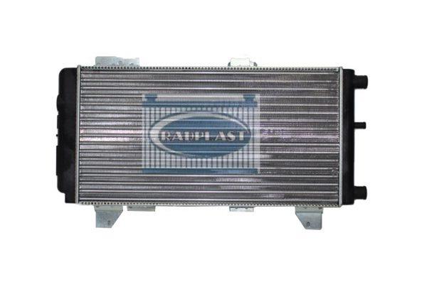 Radiador de carro Ford modelo Apollo Escort 1.6 / 1.8