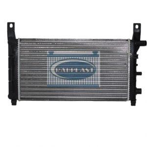 Radiador de carro Ford modelo Fiesta Courier 1.0