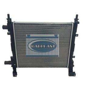 Radiador de carro Ford modelo Ka 1.0 / 1.6 c/ Ar
