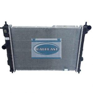 Radiador de carro GM Chevrolet modelo Astra s/ Ar