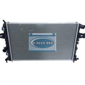Radiador de carro GM Chevrolet modelo Astra Zafira 16V 99