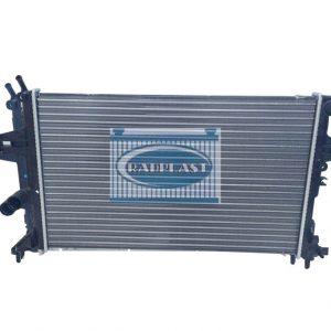 Radiador de carro GM Chevrolet modelo Astra Zafira 99 s/ Ar