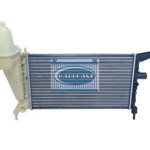 Radiador GM Celta 1.0 e 1.4 sem ar