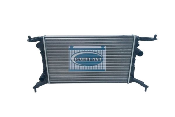 Radiador GM Celta 1.0 e 1.4 sem ar 2006