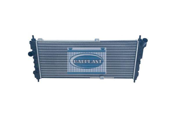 Radiador de carro GM Chevrolet modelo Corsa Unificado