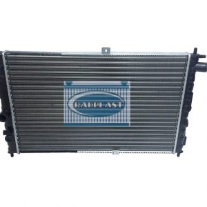 Radiador para carros GM Chevrolet Kadett