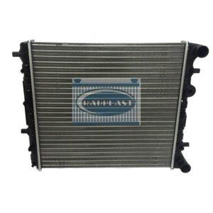 Radiador de carro Volkswagen modelo 1.0 / 1.6 s/ Ar