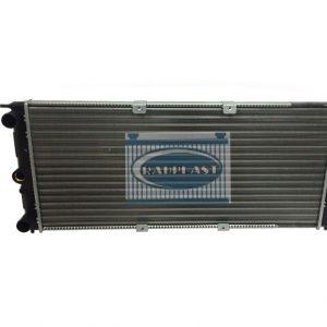 Radiador de carro Volkswagen modelo Santana 1.8 / 2.0 / 91 á 94