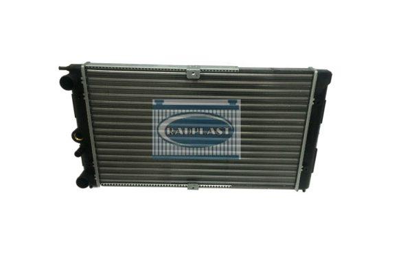 Radiador de carro Volkswagen modelo Santana 1.8 / 2.0